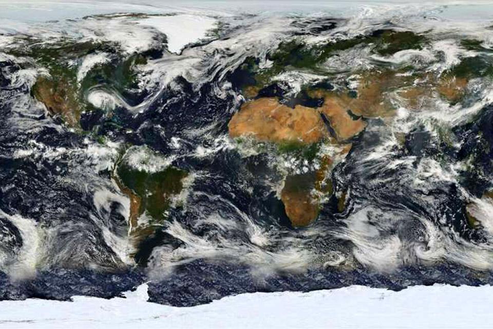 Mudanças climáticas: satélites mostram impactos em países pobres