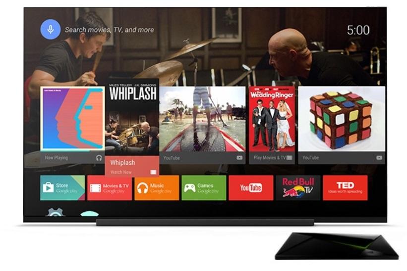 Android TV agora permite transmissões em 8K no YouTube