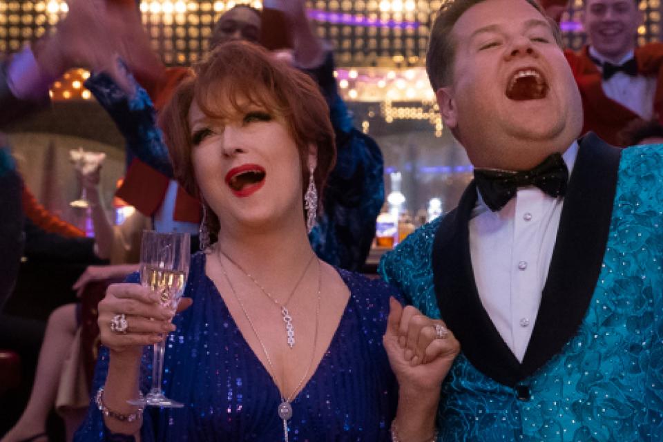 The Prom: musical da Netflix com Meryl Streep ganha novo trailer