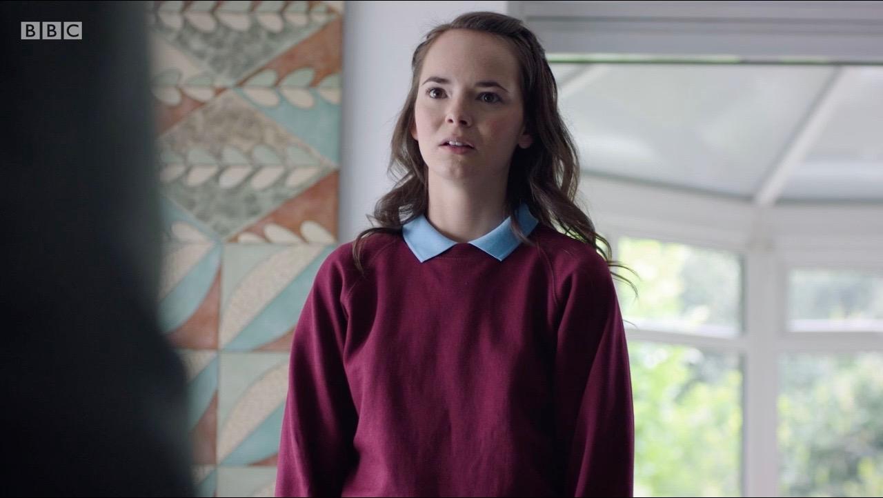 Rebecca Hanssen já integrou o elenco da série Creeped Out. (Reprodução)