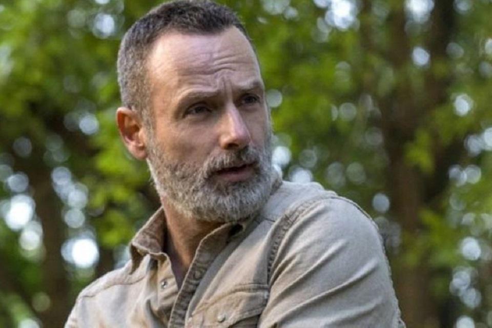 Filme com Andrew Lincoln, de The Walking Dead, chega em 2021 à Netflix