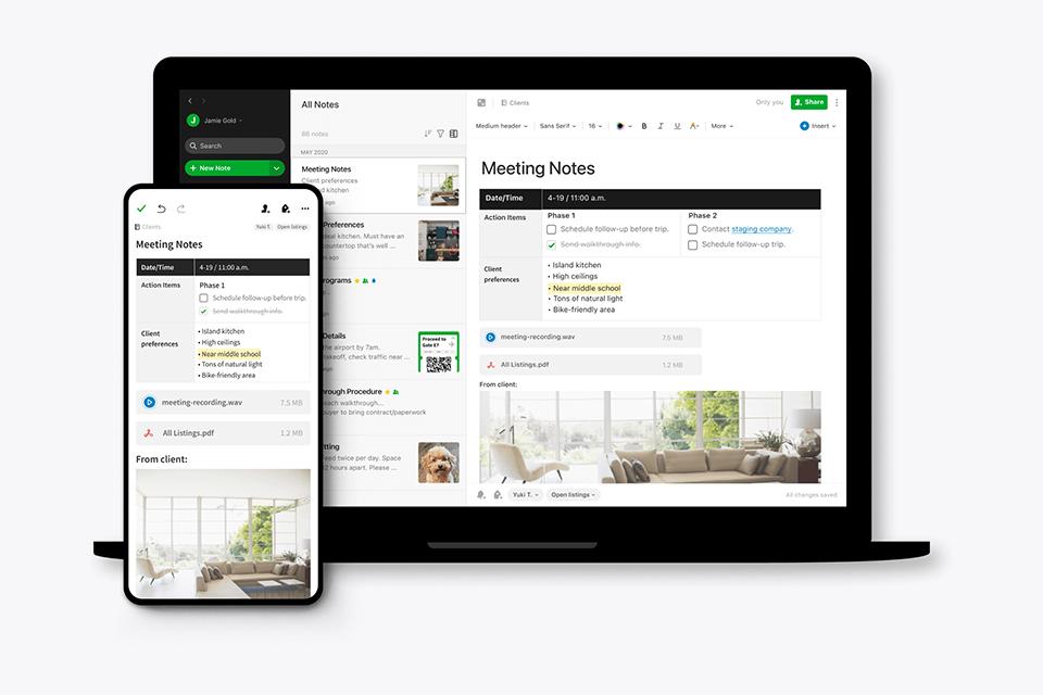 Evernote tem design renovado em atualização para Android