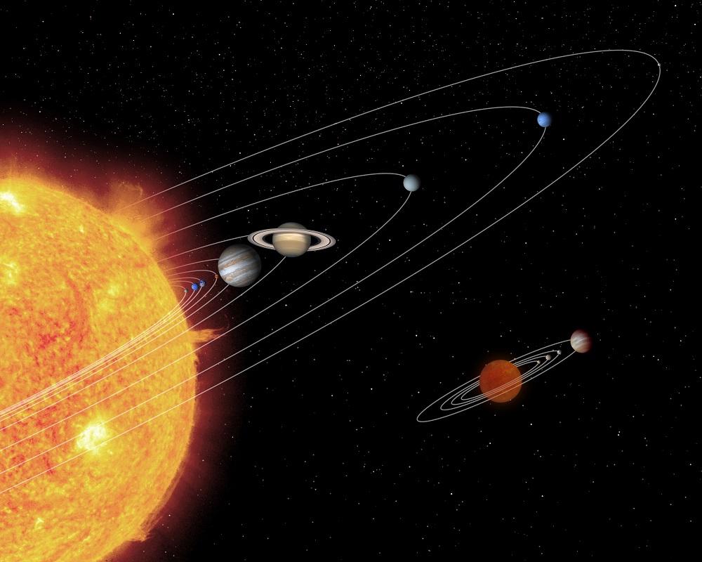 Logo que começar a morrer, o Sol levará a Terra junto