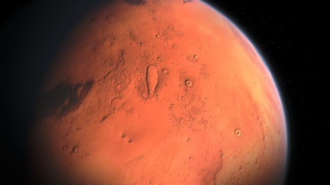 A posição estratégica de Marte pode fazê-lo sobreviver.