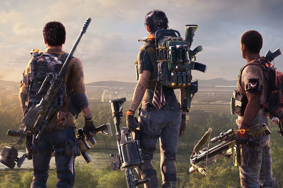 The Division 2 terá update de melhorias no PS5 e Xbox Series X|S