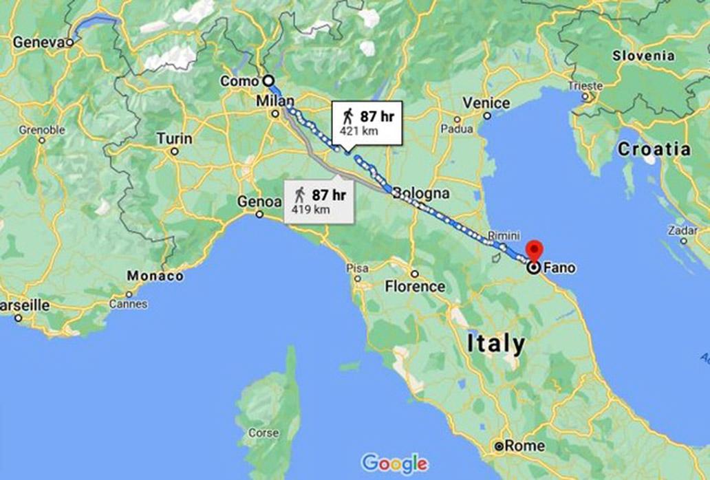 Fonte: Google Maps/Reprodução