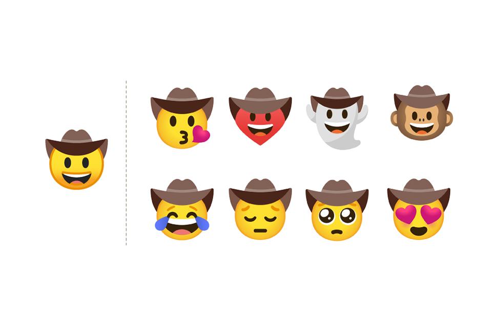 Emoji Kitchen agora permite 14 mil combinações de emojis