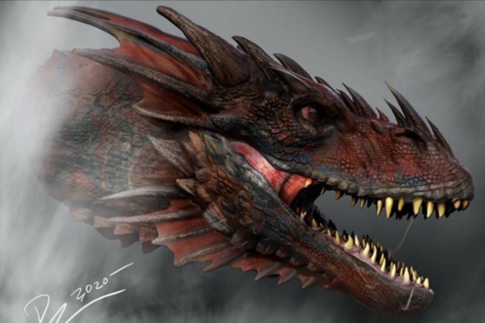 House of the Dragon: veja primeiras imagens conceituais do spin-off de GoT