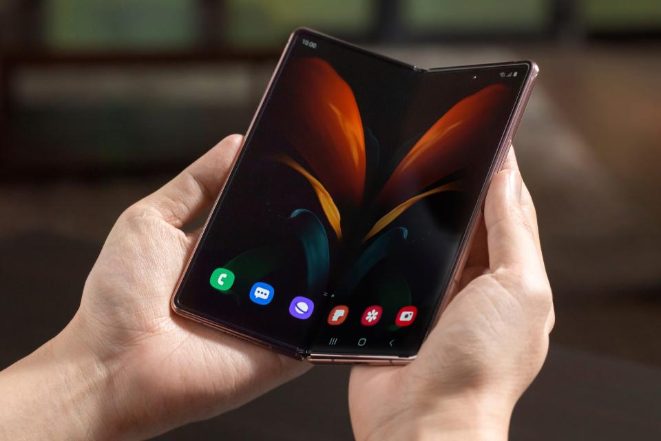 Samsung Galaxy Z Fold Lite tem os primeiros detalhes revelados