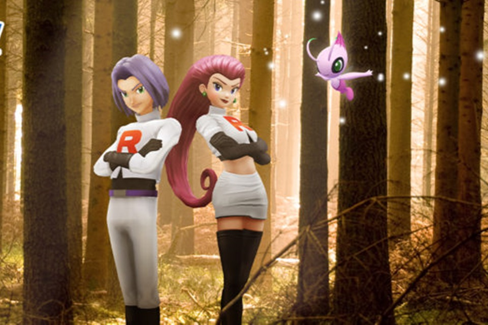 Pokémon GO tem evento com Celebi Shiny de recompensa