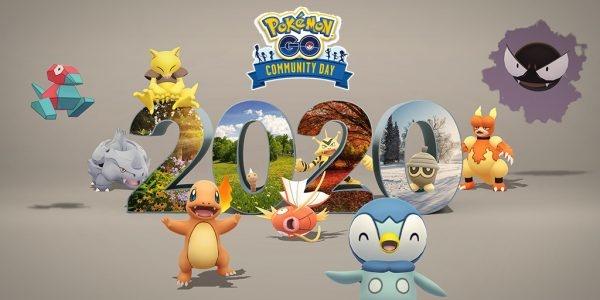 Pokémon GO terá Dia Comunitário especial em dezembro