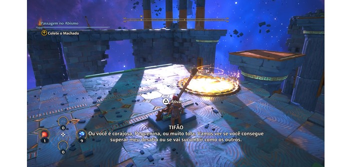 Immortals Fenyx Rising is a union of good inspirations and looks like a vacation