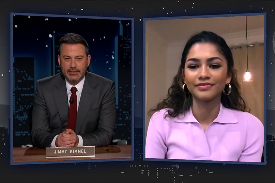 Zendaya comenta sobre Tobey Maguire e Andrew Garfield em Homem-Aranha 3