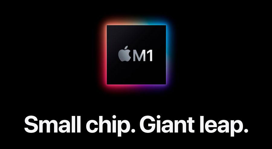 O Apple M1 é o primeiro chip de PC feito pela Apple