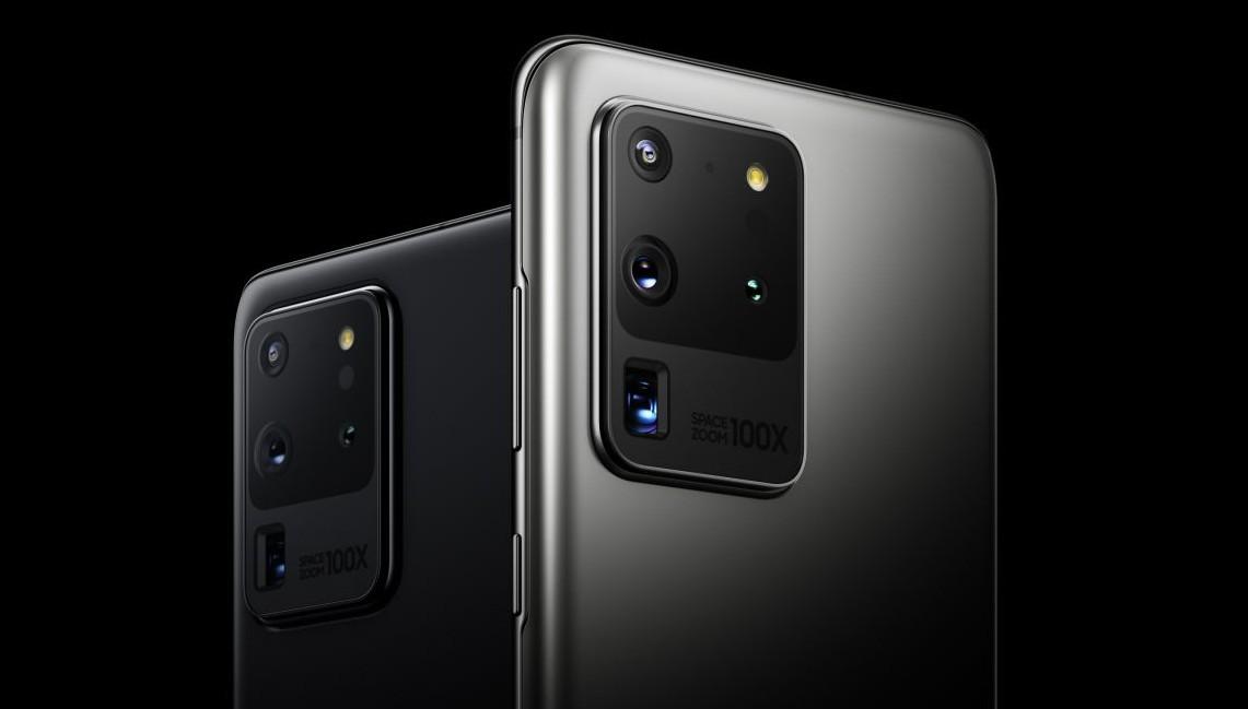 Câmeras periscópicas já são encontradas em dispositivos premium, como o Galaxy S20 Ultra. (Fonte: Pocket Now / Reprodução)