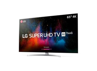 Smart TV LG Nano Cristal ThinQ AI.