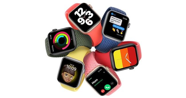 O Apple Watch SE foi lançado recentemente.