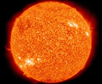 Solar flares release high levels of radiation towards the Earth.