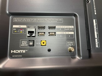 lg nanocell connections