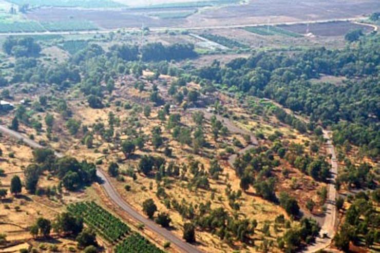 Fonte: Projeto / Descoberta de Escavação Bethsaid