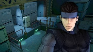 PSOne classic Metal Gear Solid could win a remake