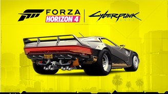Forza Horizon won only the Cyberpunk car in its fourth version