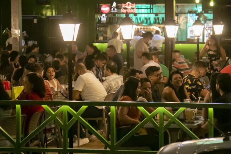 Fortaleza, 18.12.2020 (Fonte: Aurélio Alves/Reprodução)
