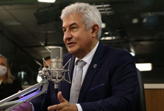 Minister Marcos Pontes.