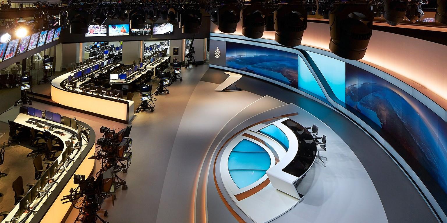 Ataque afetou jornalistas da mais importante rede de televisão do mundo árabe.