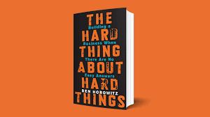 The hard thing about hard