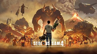 Serious Sam 4 marks the return of the successful FPS franchise.