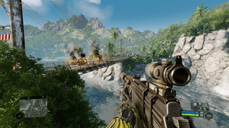 Crysis Remastered is a redesigned version of the classic FPS.