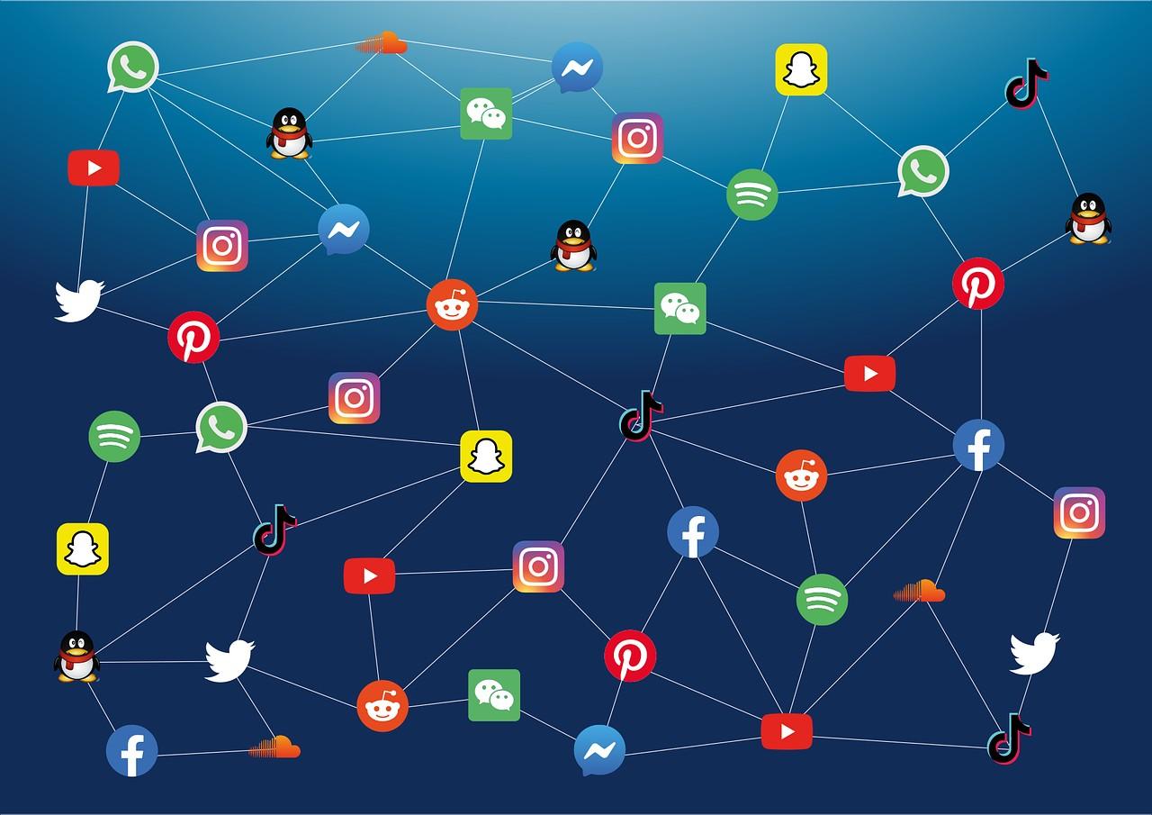 Divulgue seu código de convite em outras redes sociais.
