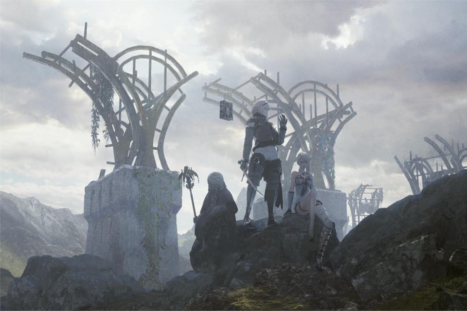 Criador de NieR e Square Enix estão trabalhando em dois jogos novos