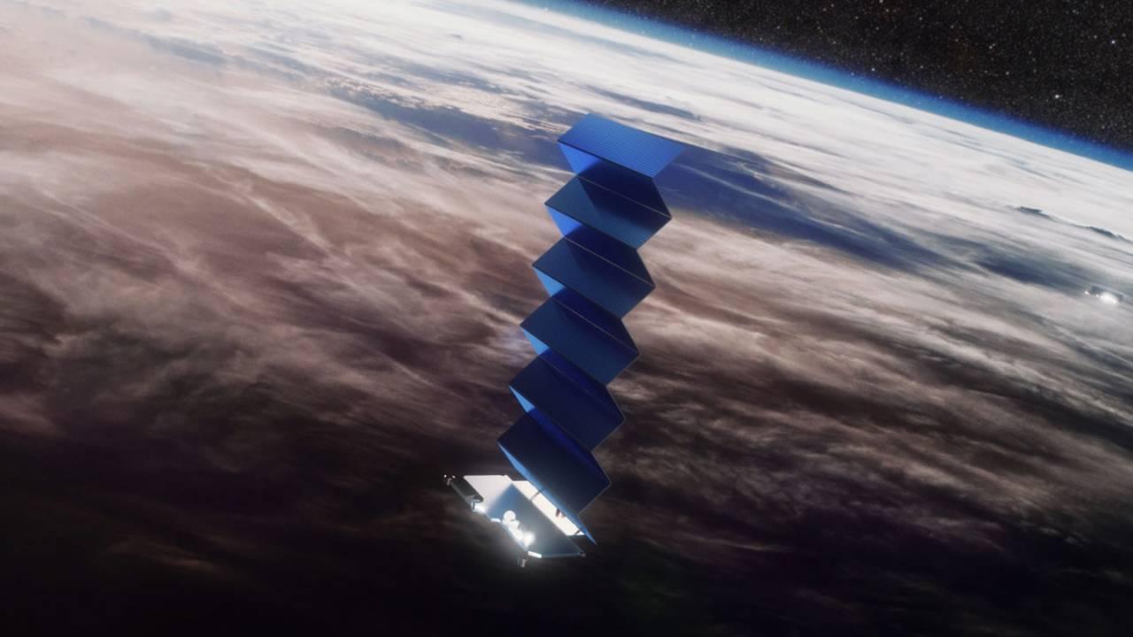 A SpaceX já lançou mais de 900 satélites do projeto Starlink.