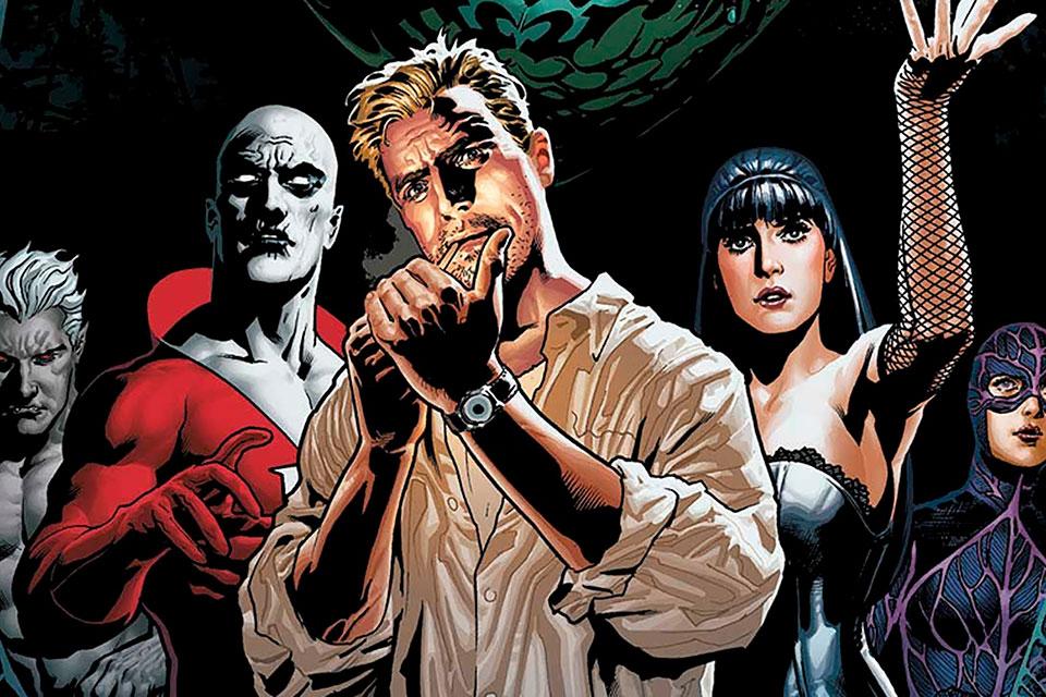 Liga da Justiça Sombria: conheça os personagens da DC Comics