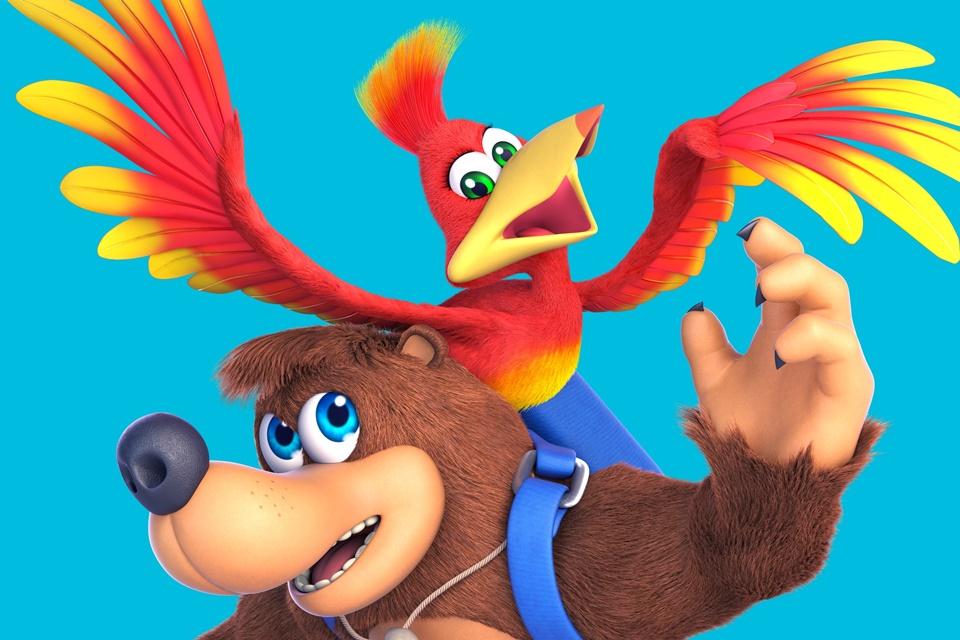 Banjo-Kazooie é listado para Wii U mas Nintendo nega o lançamento; entenda