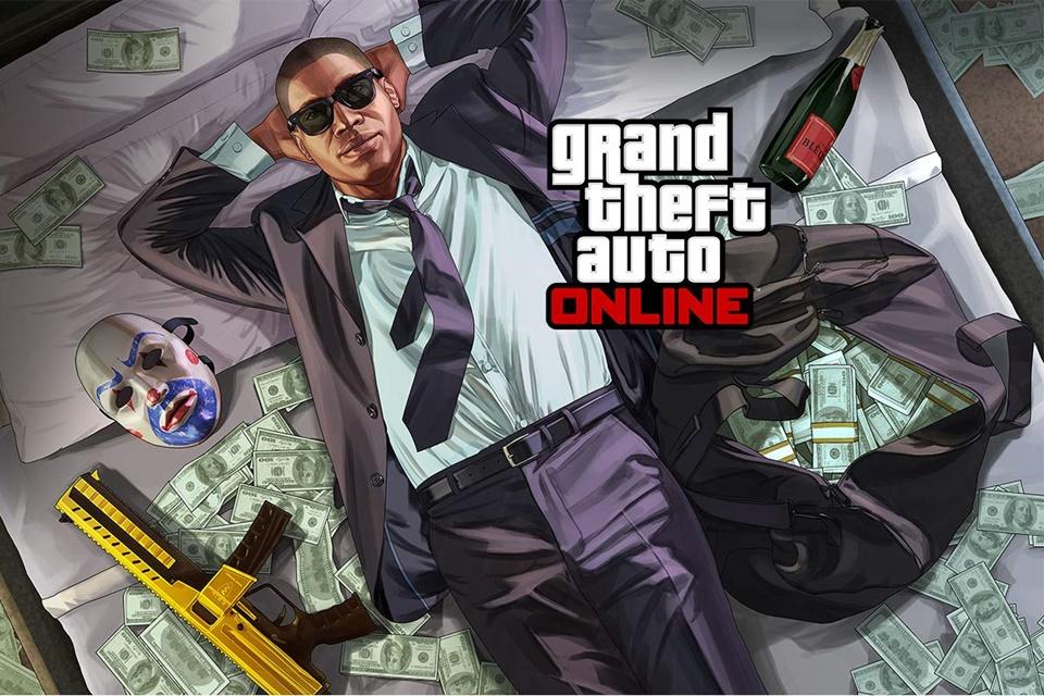 GTA Online: assinantes da PS Plus vão ganhar $ 1,000,000 por mês