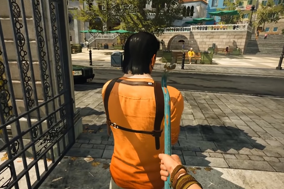 Hitman 3 VR ganha trailer mostrando gameplay