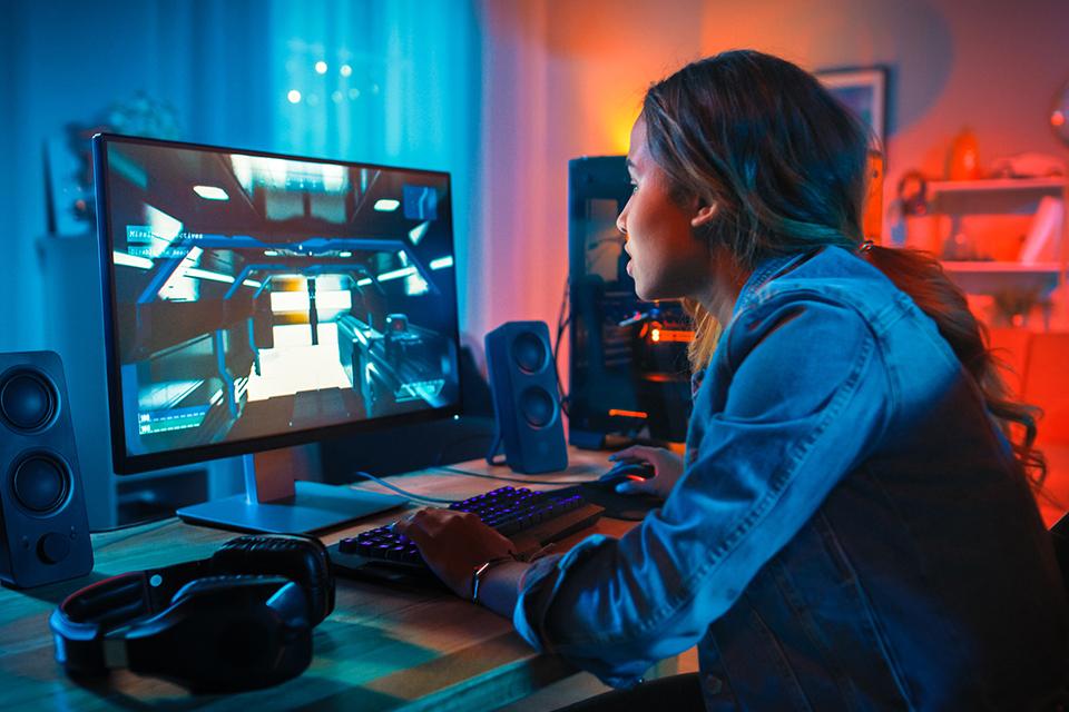 Novos monitores da Acer possuem suporte para 4K a 144 Hz