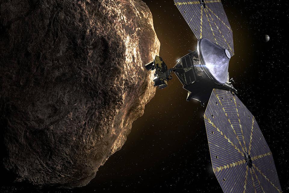 Missão buscará desvendar a complexa superfície de asteroides