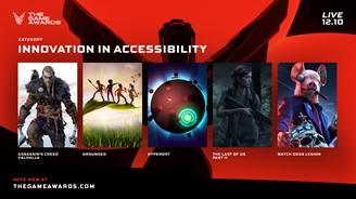 The Last of Us Part II became a reference as a great AAA game with good accessibility options