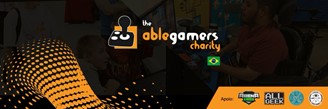 AbleGamers arrived in Brazil in 2020 to fight for more opportunities for players