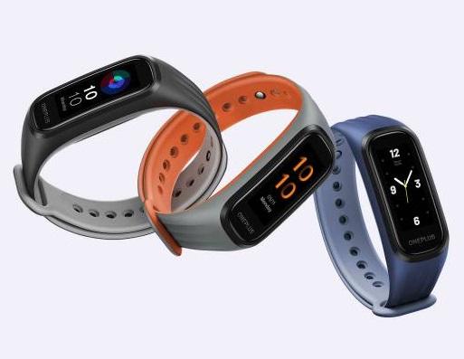 As três cores da pulseira.
