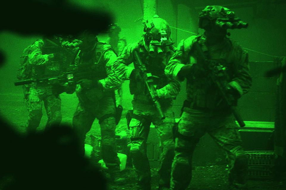 Pentágono está desenvolvendo óculos de visão noturna 'discretos'