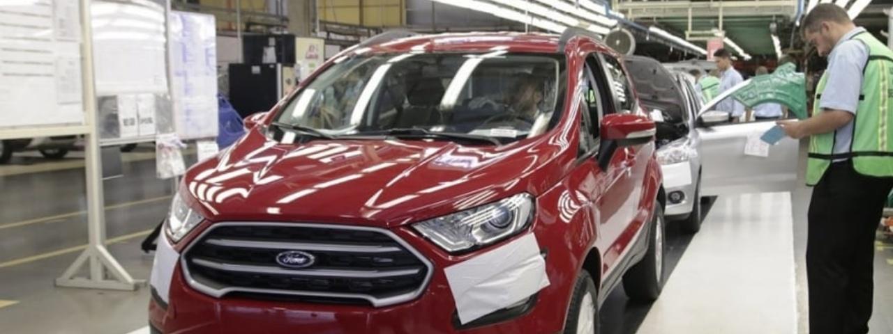 Imagem de: Ford encerra produção de veículos e fecha fábricas no Brasil