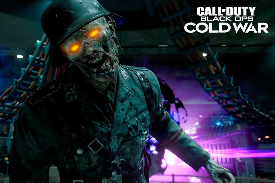CoD Black Ops Cold War tem semana de acesso grátis ao modo Zumbis