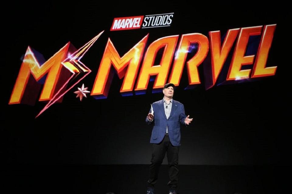 Séries da Marvel no Disney+ não vão cansar público, diz Kevin Feige