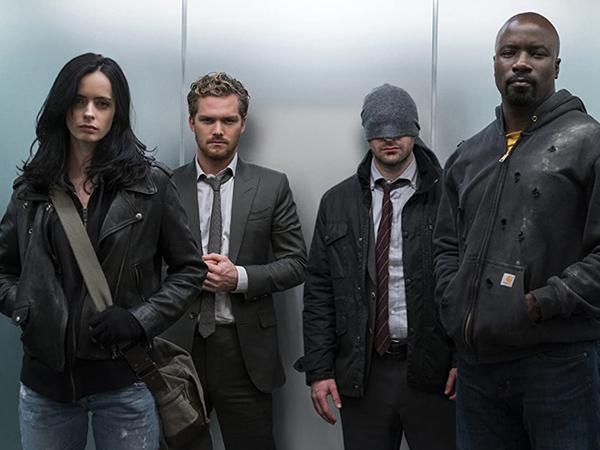 Netflix's The Defenders series