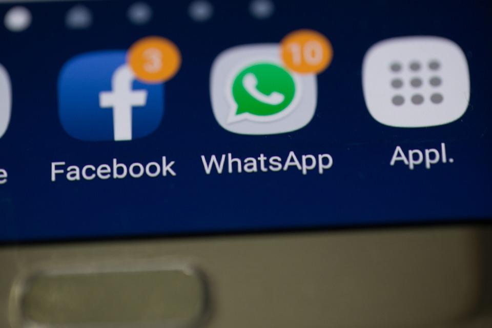 Como excluir a conta do WhatsApp
